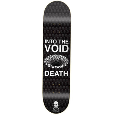 Death Skateboards 'Into The Void' Skateboard Deck 8.25