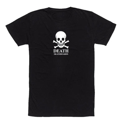 Death Skateboards OG Skull T-Shirt Black