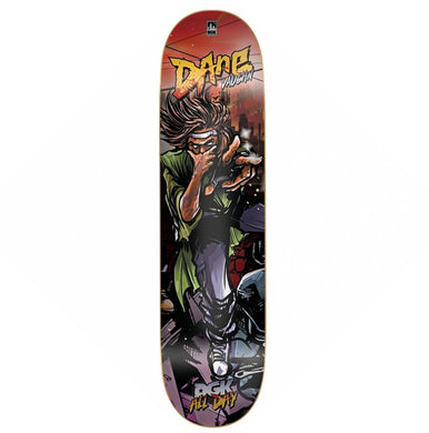 DGK Skateboards Apocalypse Dane Vaughn Skateboard Deck 8.06