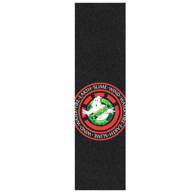 Element Skateboards Ghostbusters Black Griptape Sheet 9
