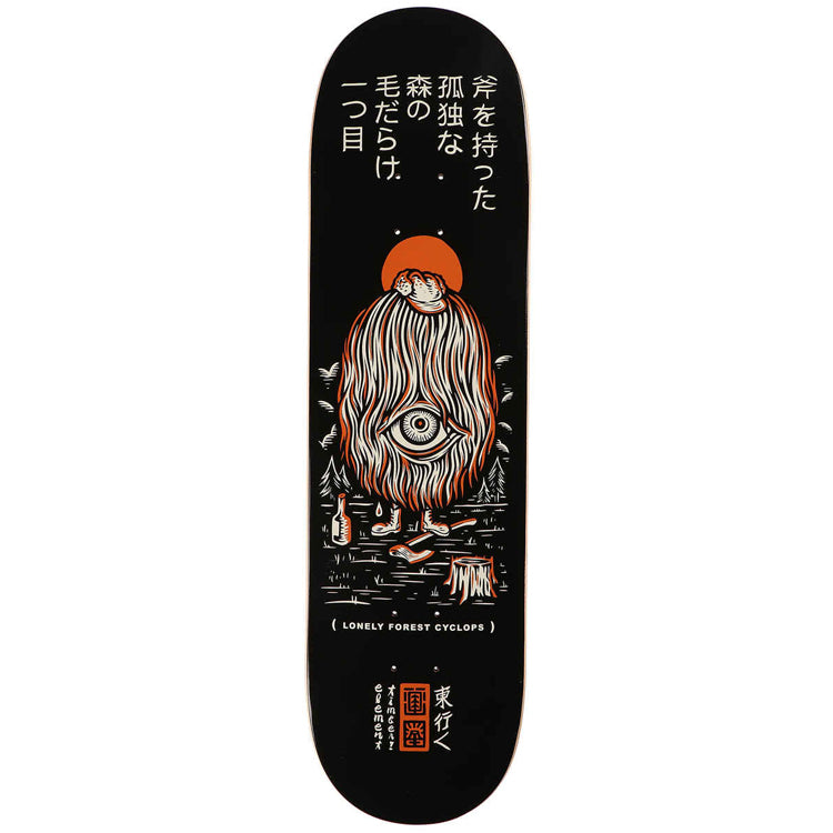 Element Timber Forest Cyclops Skateboard Deck 8.5