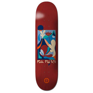 Element Lagunak Phil Z Skateboard Deck 8.5""