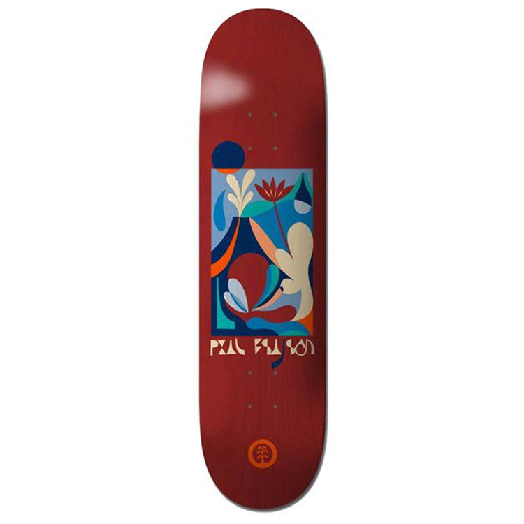 Element Lagunak Phil Z Skateboard Deck 8.5