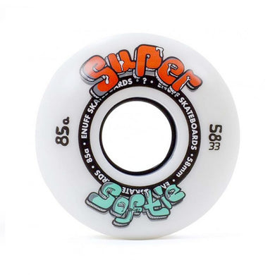 Enuff Skateboards Super Softie Skateboard Wheels 85a 58mm