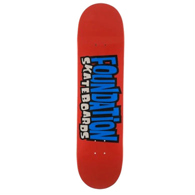 Foundation Skateboards From The 90s Skateboard Deck 8