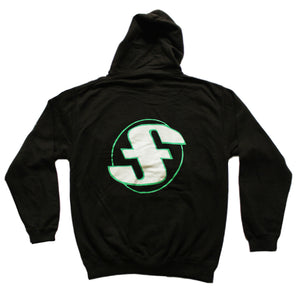 Flavour 'Big F' Hoody Green