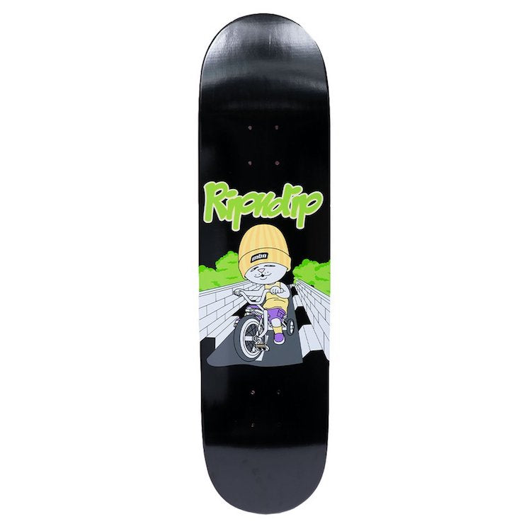 RIPNDIP Must Be Ridin Skateboard Deck 8.25