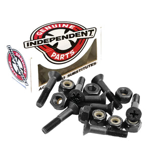 "Independent Truck Co 1 1/4"" Phillips Head Skateboard Bolts"
