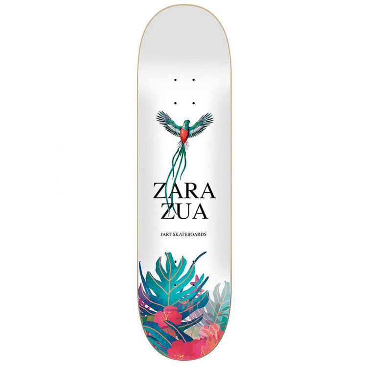 Jart Skateboards Cut Off LC Carlos Zarazua Skateboard Deck 7.75