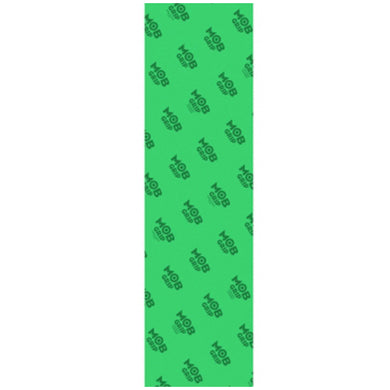Mob Grip Griptape Sheet Trans Colours Green 9