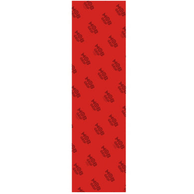 Mob Grip Griptape Sheet Trans Colours Red 9