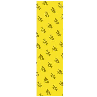 Mob Grip Griptape Sheet Trans Colours Yellow 9