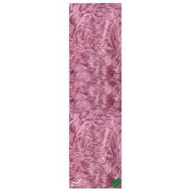 Mob Grip X Krux Fur Griptape Sheet Pink 9