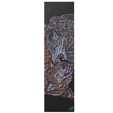 Mob Grip Wolfbat Wolves Griptape Sheet Multi 9