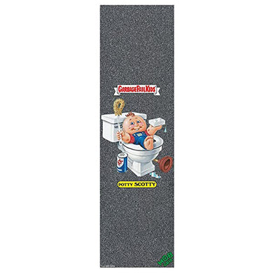 Mob Grip Garbage Pail Kids Potty Scotty Griptape Sheet 9