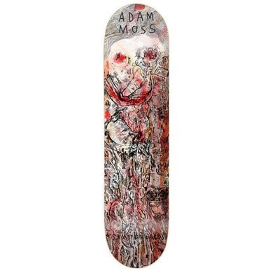 Death Skateboards Adam Moss Nighthag Skateboard Deck 8.5