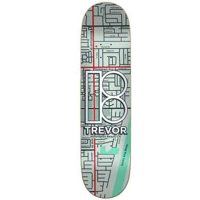 Plan B Trevor Neighbors Skateboard Deck 8