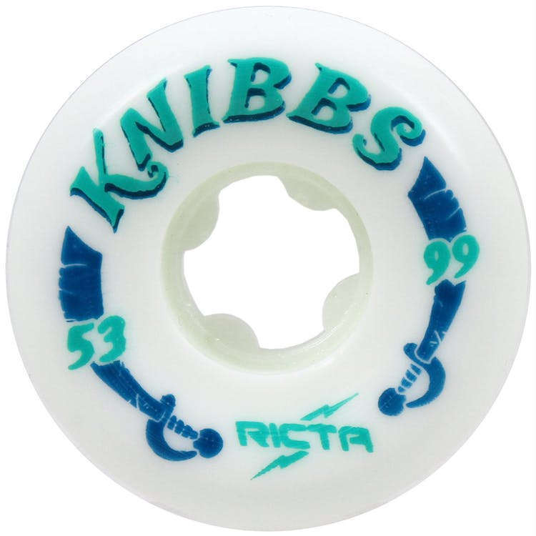 Ricta Wheels Jereme Knibbs Pro Wide Skateboard Wheels 99a 53mm
