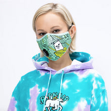 RIPNDIP Nermal Leaf Ventilated Face Mask