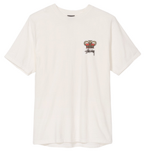 Stussy Babylon On Fire Pigment Dyed T-Shirt Natural