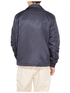 Stussy Flight Jacket Navy