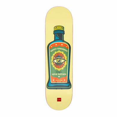 Chocolate Skateboards Hecox Essentials Kenny Anderson Skateboard Deck 8.25