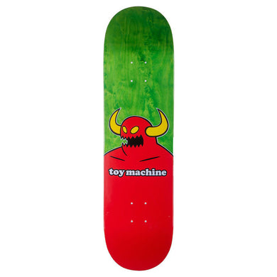 Toy Machine Monster Skateboard Deck 8.375