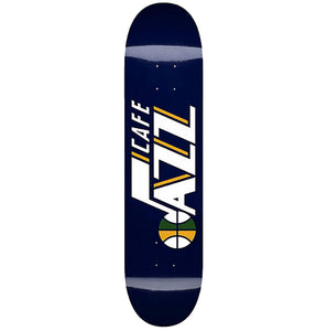 Skateboard Cafe Jazz Navy Skateboard Deck 8.4""