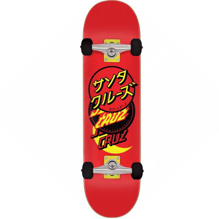 Santa Cruz Skateboards Group Dot Complete Skateboard 8