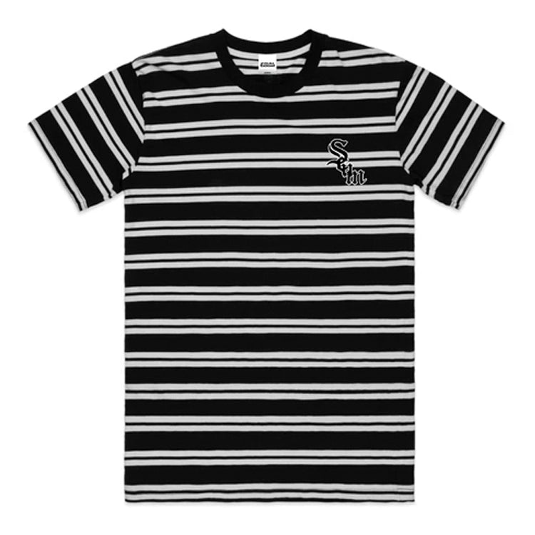 Fake Scum Stripe T-Shirt