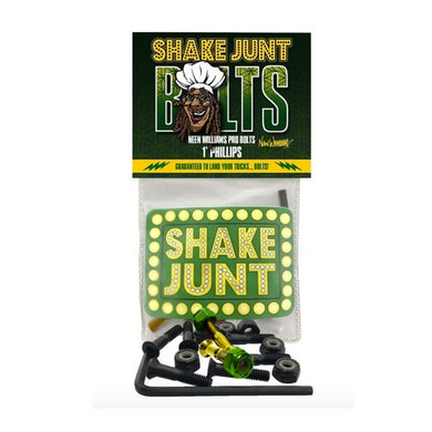 Shake Junt Neen Williams Pro Bolts 7/8