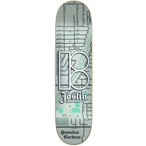 Plan B Joslin Neighbours Skateboard Deck 8.5""