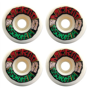 Speedlab Wheels McRad Skateboard Wheels 101a 60mm