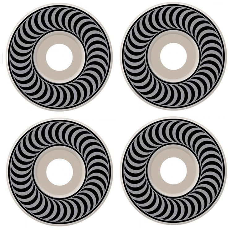 Spitfire Wheels Classic Skateboard Wheels 99a 54mm