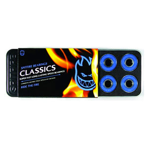 Spitfire Classic Bearings Blue (Pack of 8)