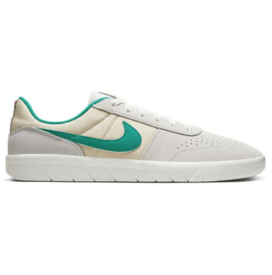 Nike SB Team Classic Photon Dust/Neptune Green Shoes