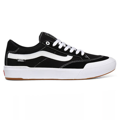 Vans Berle Pro Black/True White Shoes