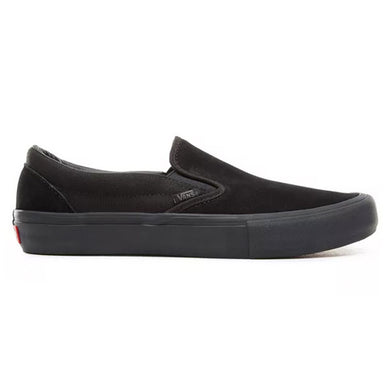 Vans Slip-On Pro Blackout Shoes