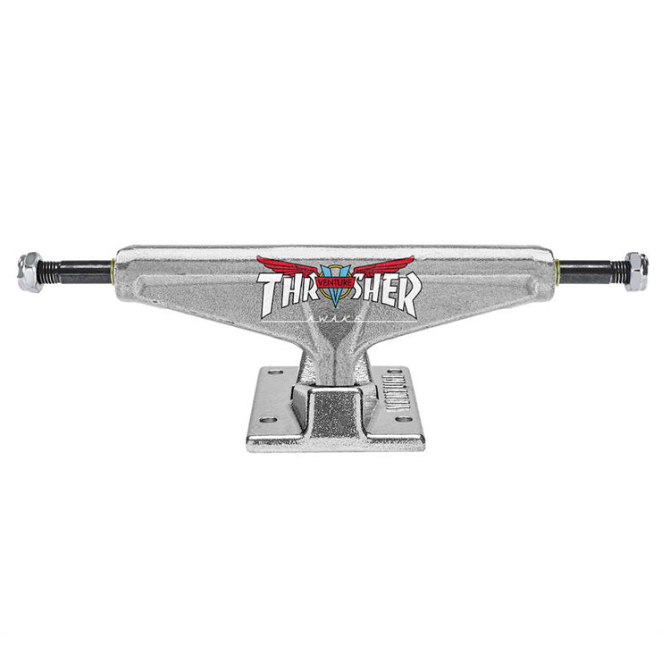 Venture Trucks x Thrasher Polished Skateboard Trucks 5.6