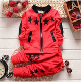 Super Star Zip Sweatsuit