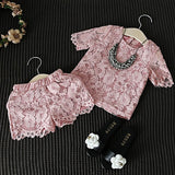 2pc Shirt and Shorts Sets 3-7