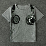 Headphones Vibe T Shirt