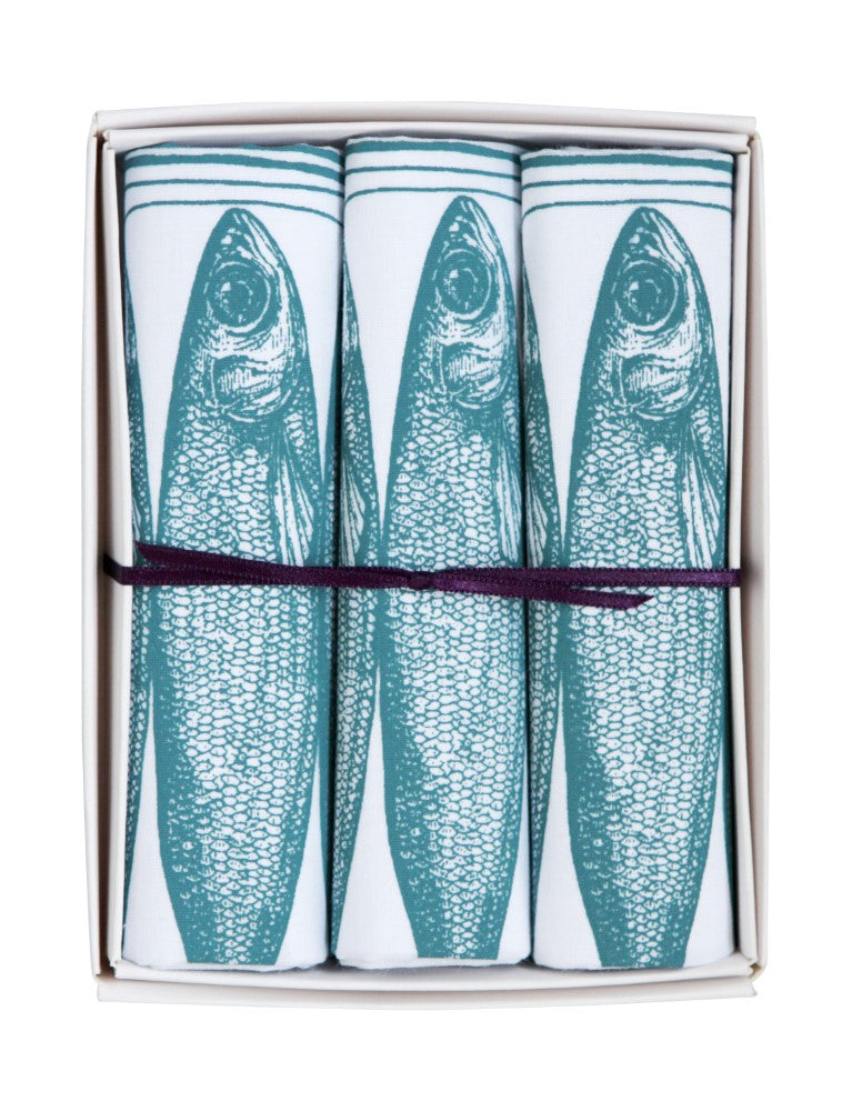 Cotton Sardine Hankies