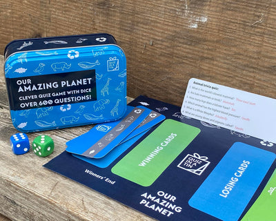 Our Amazing Planet Quiz