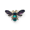 A Vintage Bee Brooch