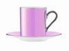 Polka Coffee Cups and Saucers - annabeljames