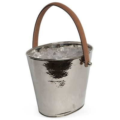Leather Handled Wine Cooler - annabeljames