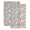 Emma Bridgewater Hen and Toast Set of 2 Tea Towels