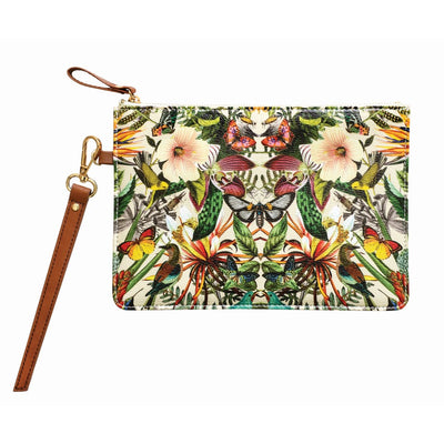 Flora and Fauna Pouch