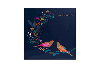 Two Birds Address Book